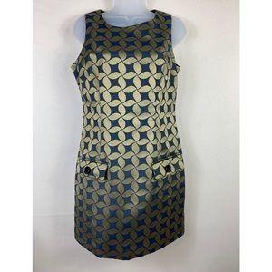 💫Michael Kors / Metallic Dress.